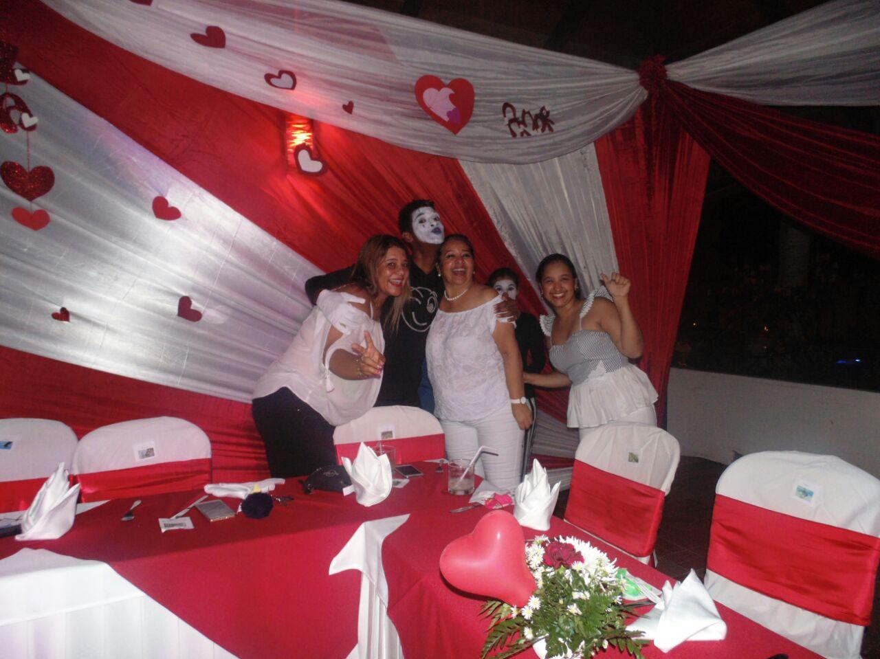 Celebración Amor y Amistad