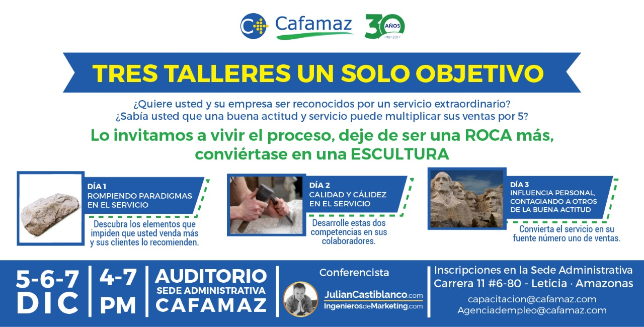 Talleres de Marketing