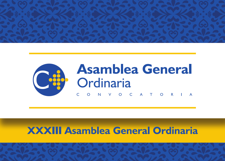 Convocatoria Asamblea General Ordinaria XXXIII