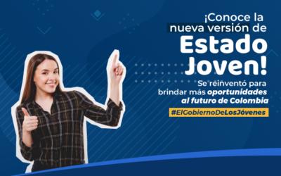 Convocatoria Programa Estado Joven 2021