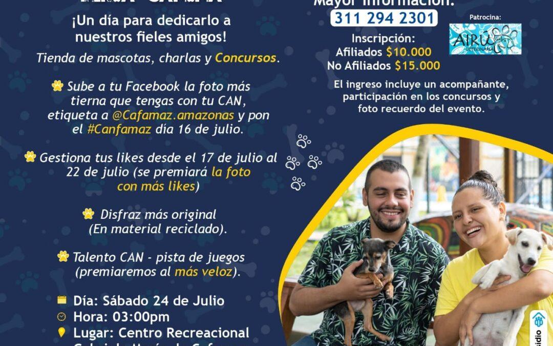 Feria Canina ¡Can-famaz!