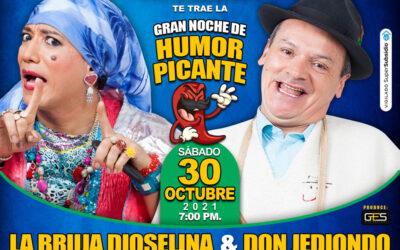 Gran Noche de Humor Picante 2021